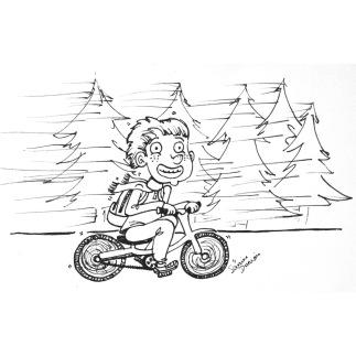 Vélo de printemps
